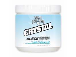 White Lightning Crystal Clear Grease 450g Dose
