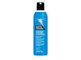 White Lightning Matte Finisher 560ml Sprühflasche