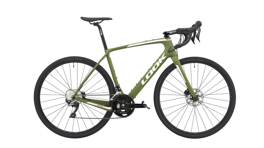 Look 765 Gravel Shimano GRX 600 RS370