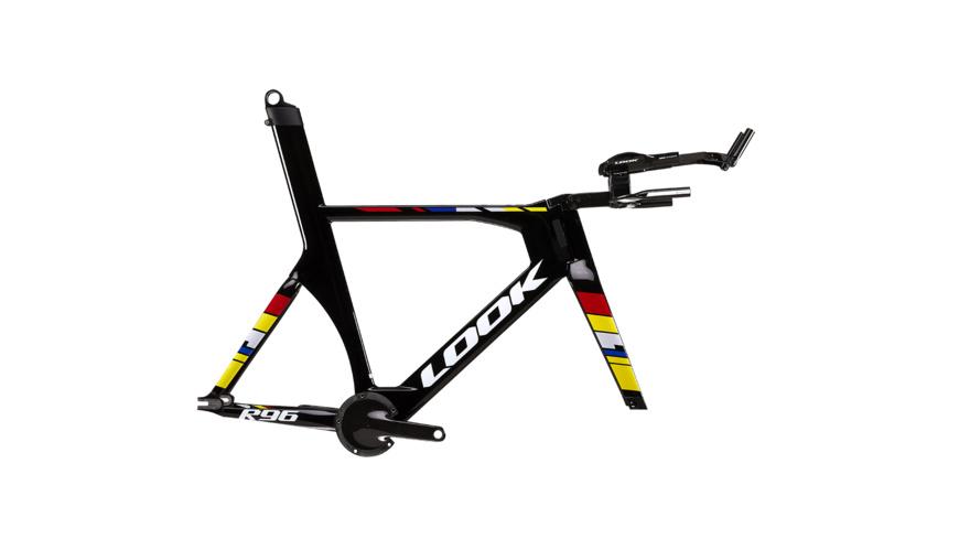 Look R96 TT Evo ZED S2 Rahmen