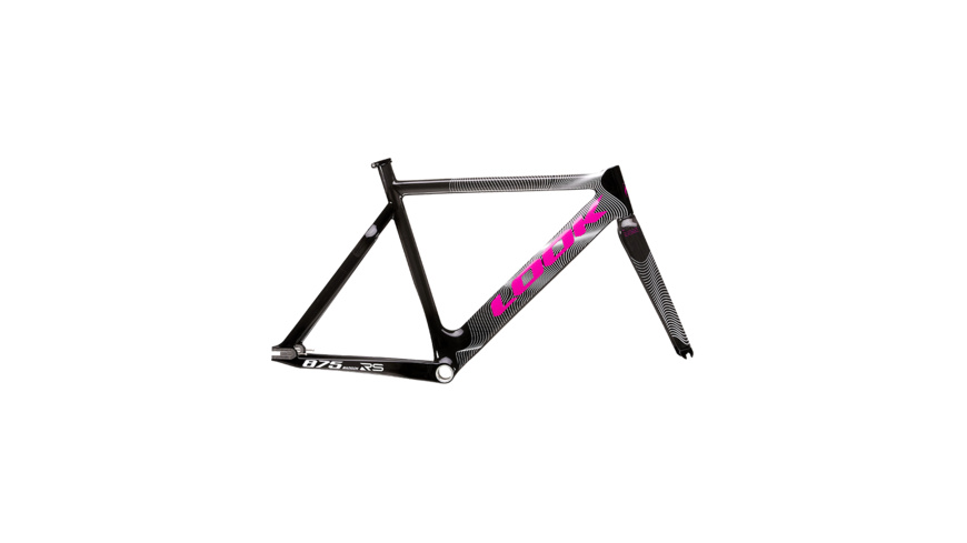 Look 875 Madison RS Fixie Rahmen