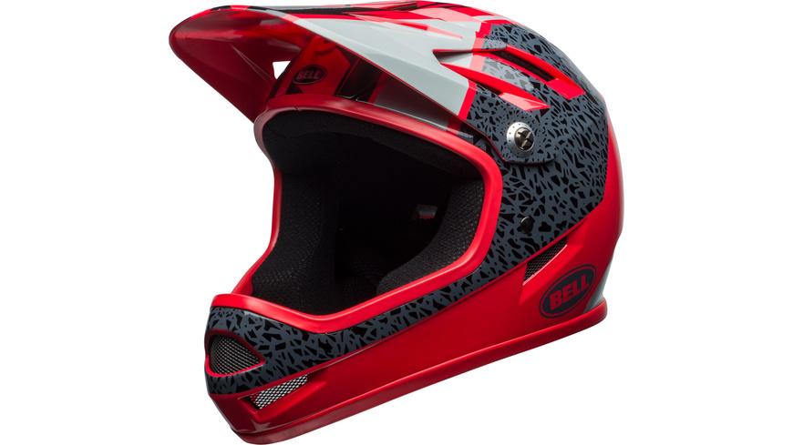 Bell SANCTION Fullface Helm