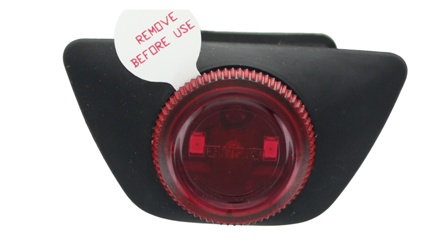 Giro Vent Light: Caden black OS