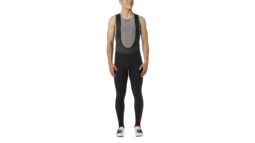 Giro M Chrono Expert Thermal Bib - Trägerhose lang mit Polster