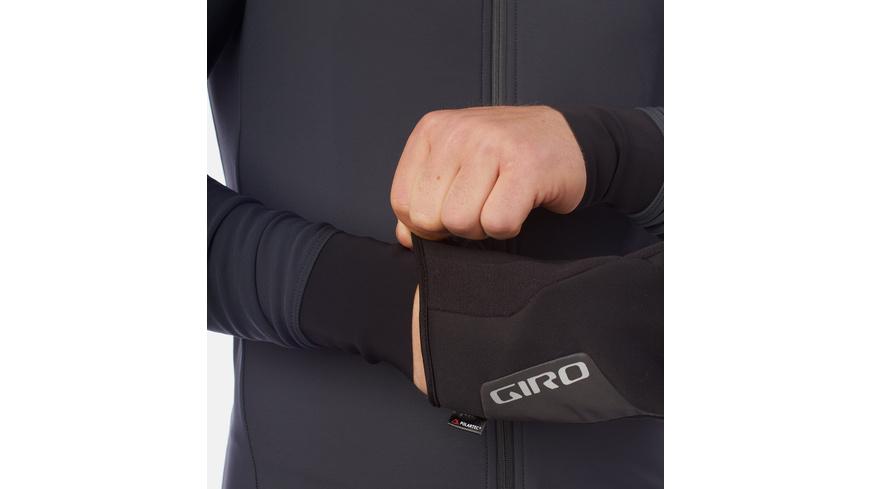 Giro M Chrono LS Thermal Jersey - Trikot lang