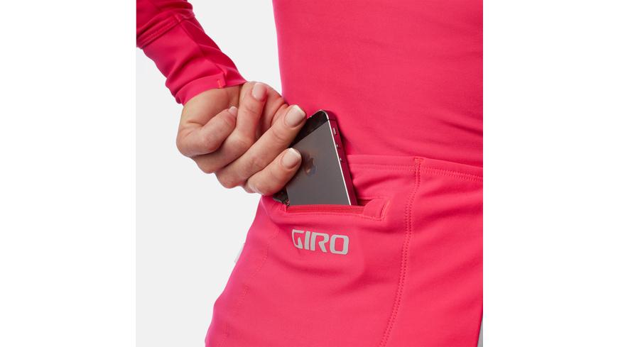 Giro W Chrono LS Thermal Jersey - Trikot lang