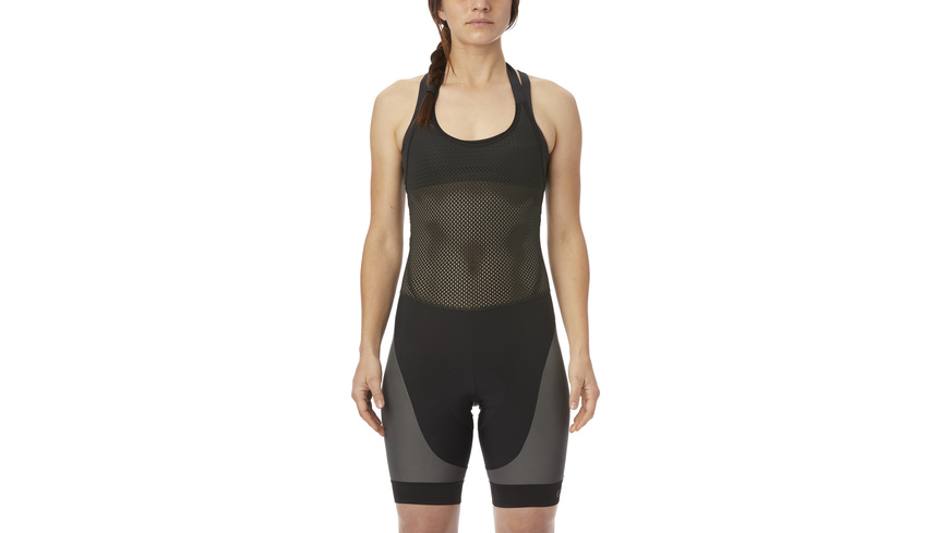 Giro W CHRONO EXPERT Halter Bib Short Studio Collection - Trägerhose mit Polster