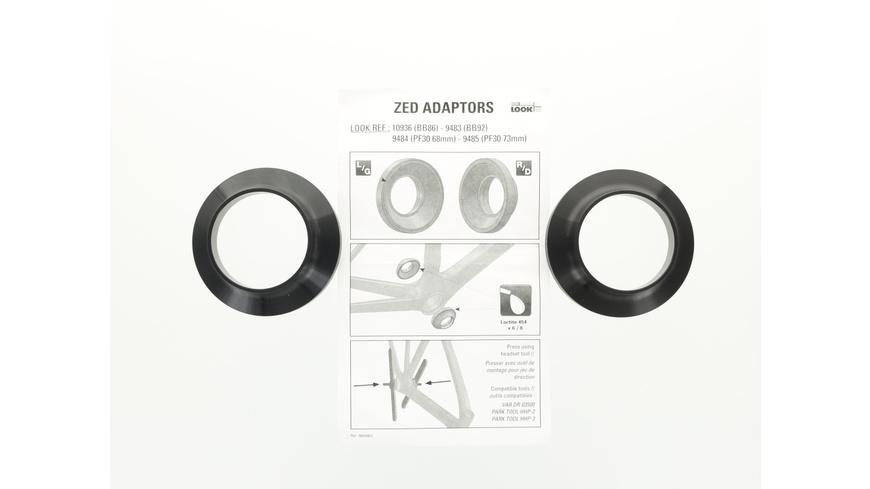 Look Adaptersatz MTB PF BB92 AFM 24mm