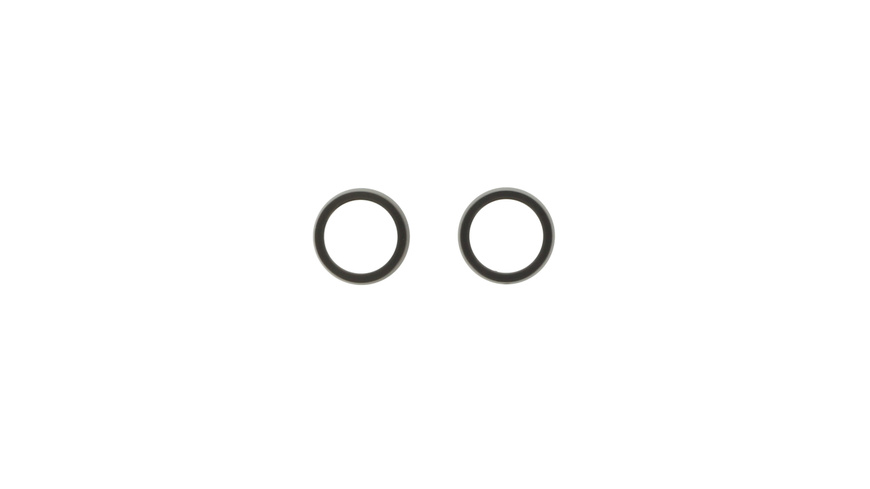 Look Zub: Q-Faktor Scheiben 2mm