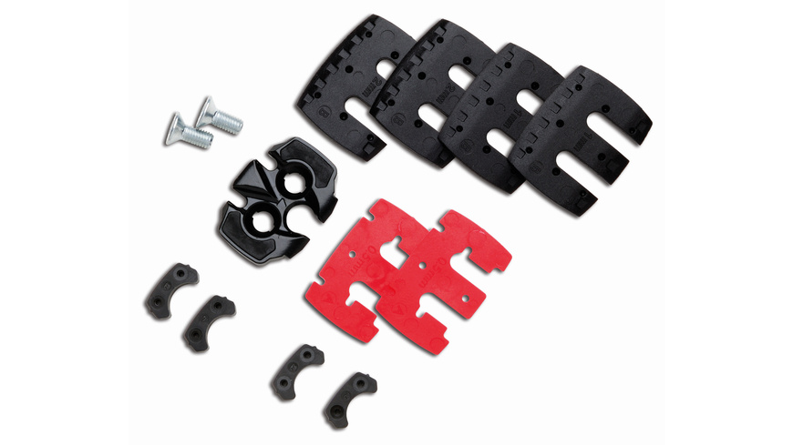Look Zub.: S-Track DCS Easy Cleats