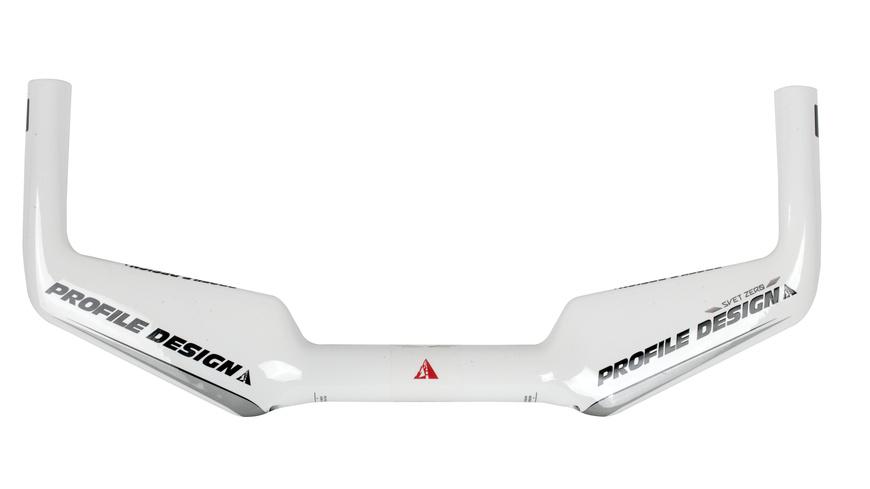 Profile Design Lenker SVET ZERO Carb OS38cm white