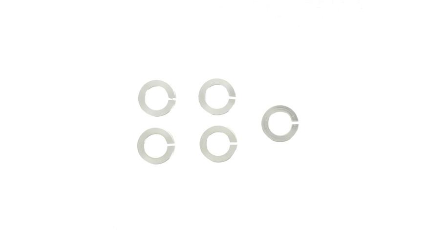 Look ZED Kurbel: Unterlegscheiben(Set=5)