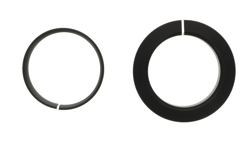 Look ZED3: Right Rings Kit