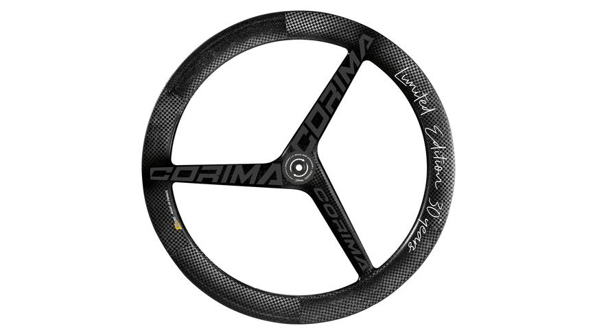 Corima 3 SPOKES WS Carbon Laufrad