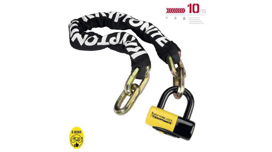 Kryptonite New York Fahgettaboudit Chain 1410