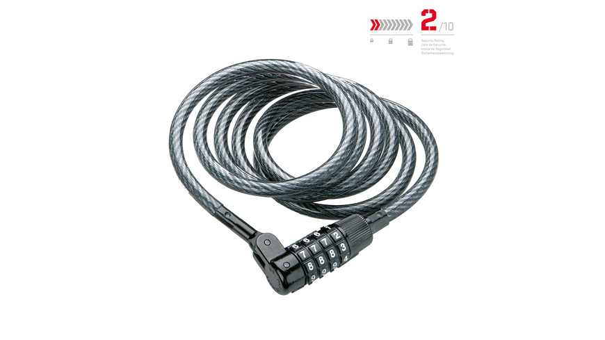 Kryptonite KryptoFlex 815 Combo Cable 150cm