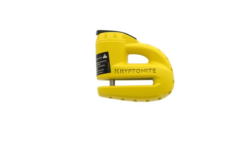 Kryptonite Keeper 5-S2 Disc Lock w/Reminder