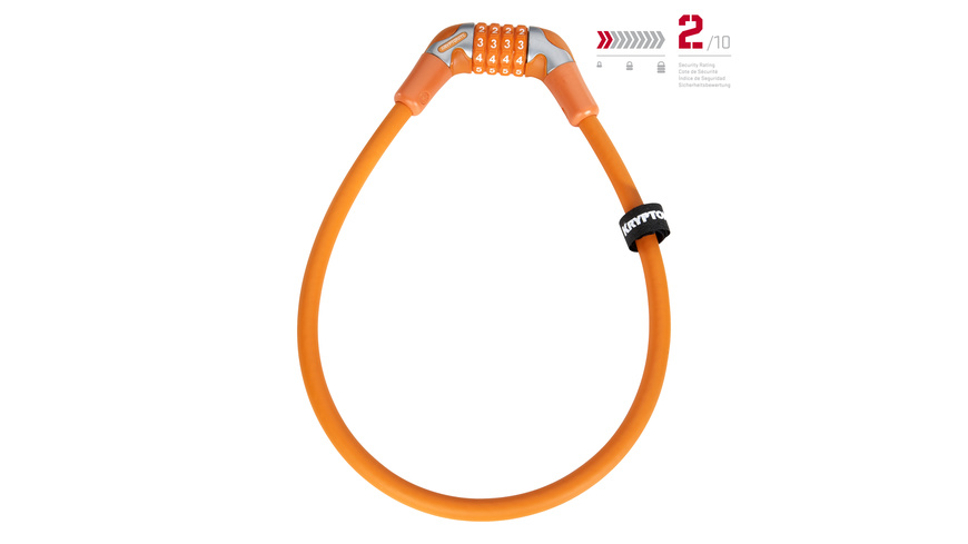 Kryptonite KryptoFlex 1265 Combo Cable