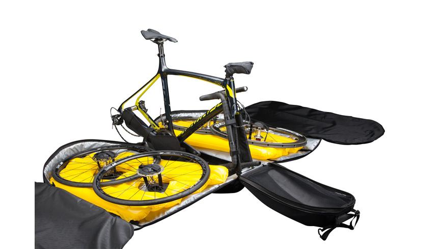 Biknd Helium V4 gelb Fahrradtasche
