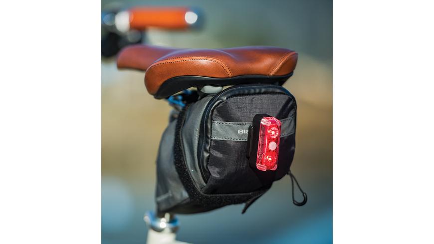 Blackburn Grid Large Seat Bag Blk Refl.