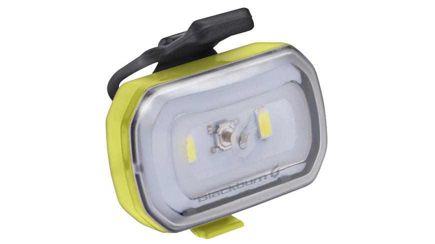 Blackburn Front Light Click USB hi. yel