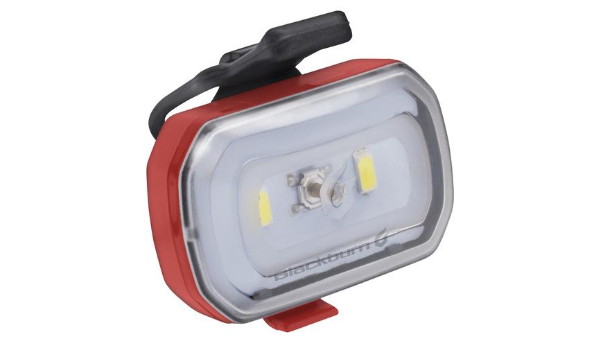 Blackburn Front Light Click USB red
