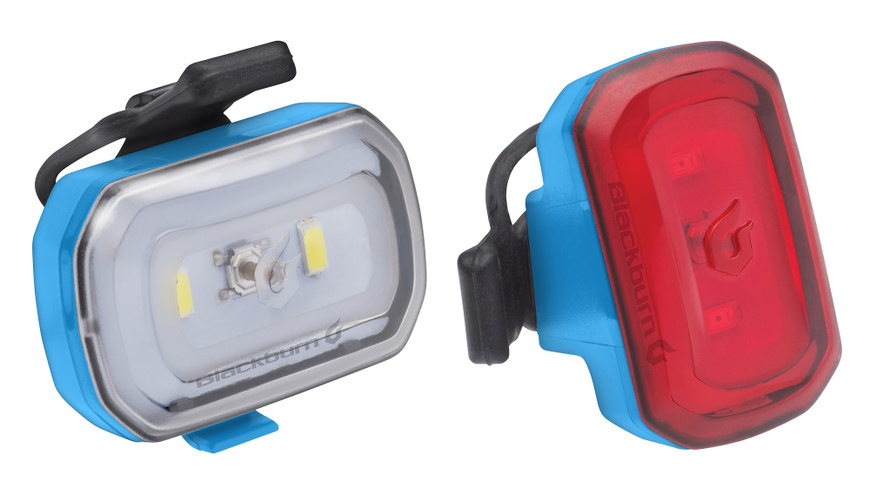 Blackburn Light Set Click USB blue