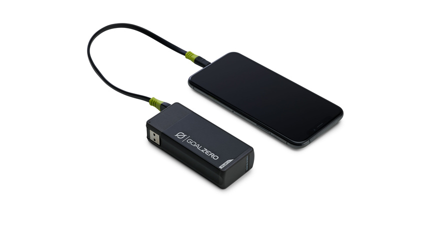 GoalZero Flip 24 Recharger Black