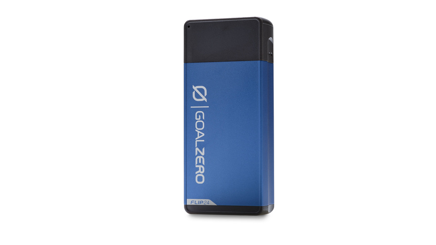 GoalZero Flip 24 Recharger Blue
