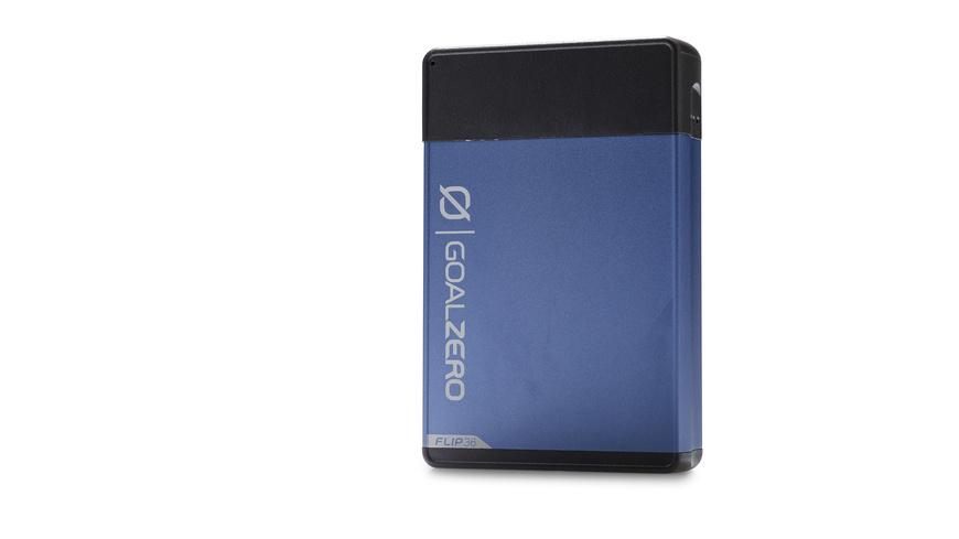Goal Zero Flip 36 Power Bank blau
