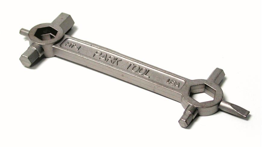 Park Tool MT-1 Multi Tool 3/4/5/6/8,-,R8/9/10