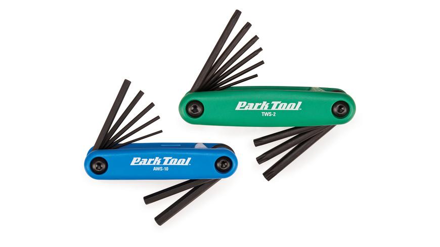 Park Tool FWS-2 Faltwerkzeug-Set