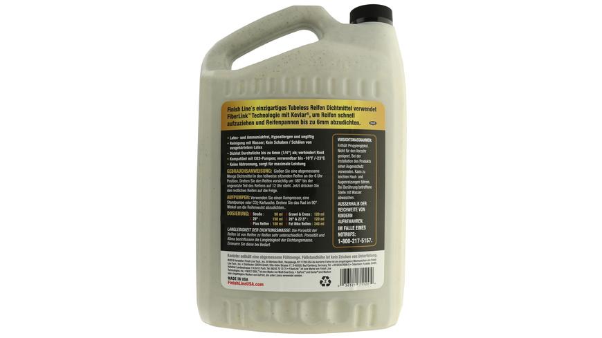 Finish Line Tubeless Reifendichtmittel 3,8 Liter (1gal)