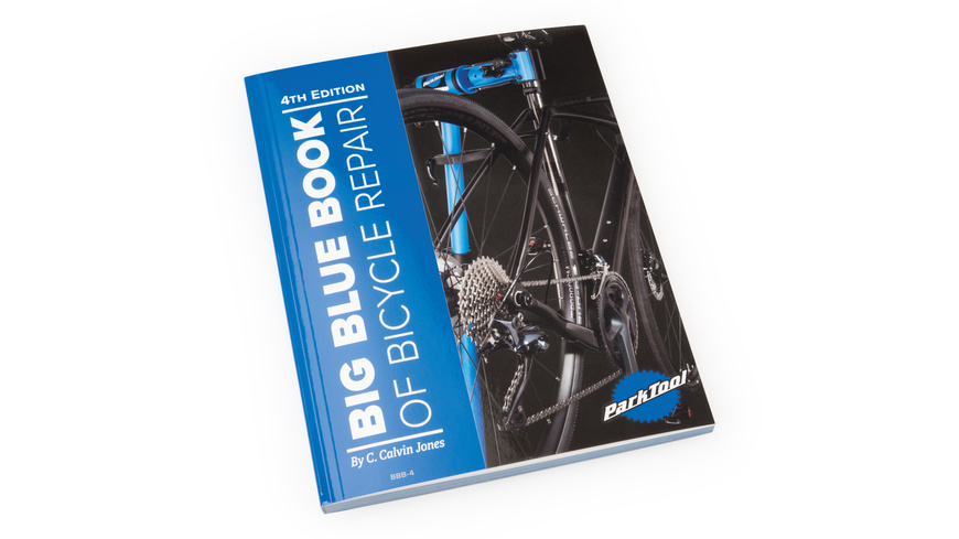 Park Tool - Das Blaue Buch der Fahrradtechnik BBB-4 Deutsch