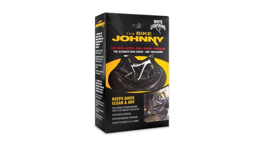 White Lightning Bike Johnny