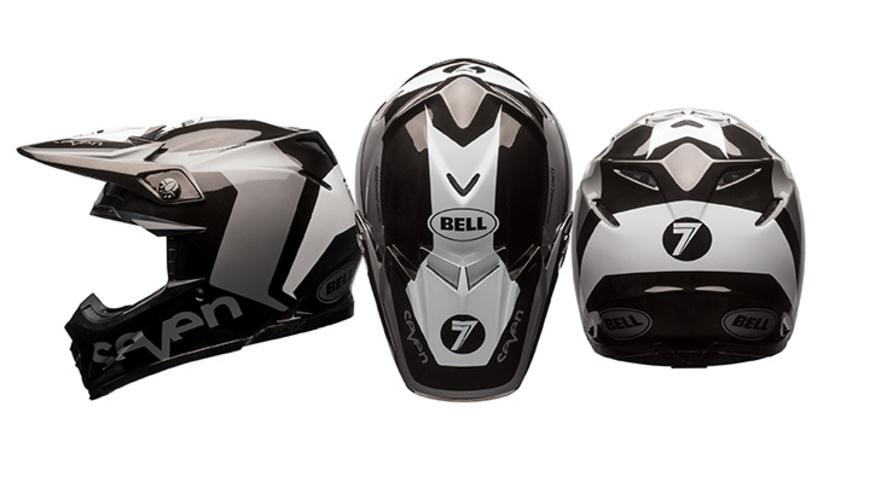 Bell MOTO-9 Flex SEVEN Series
