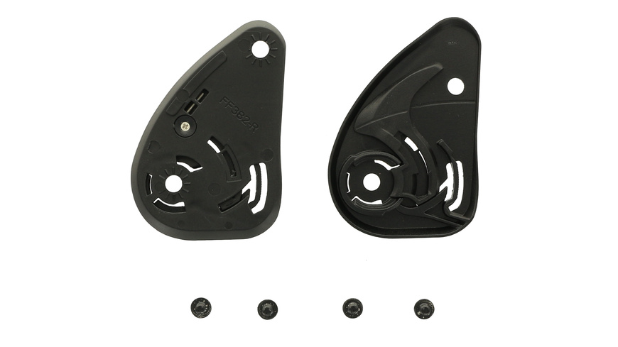 Bell RS-2 HINGE PLATE