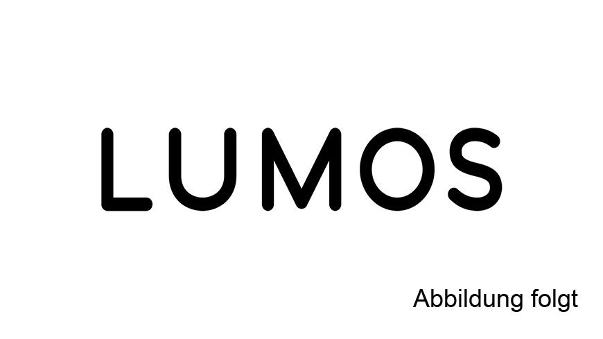 Lumos Matrix/Street Padding black (Dünn)