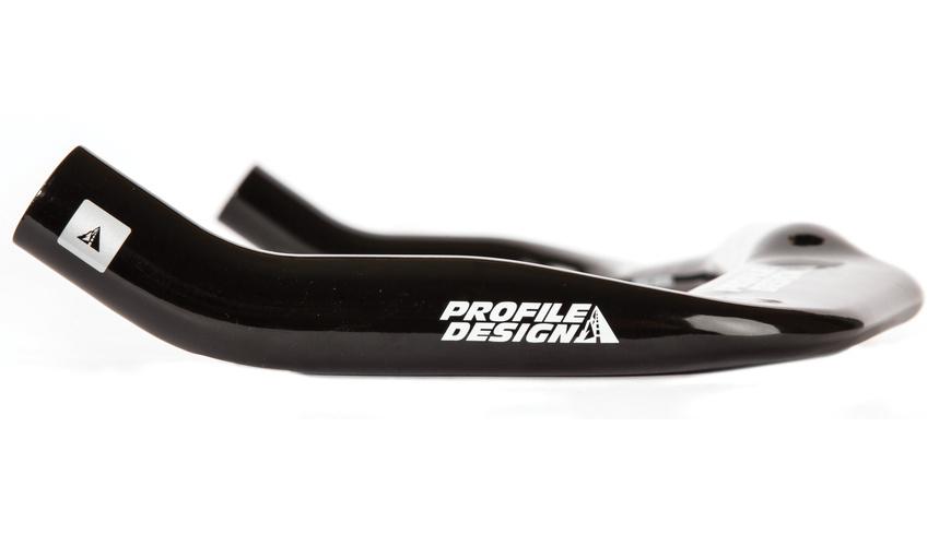 Profile Design Lenker OZERO TT OS 38cm black