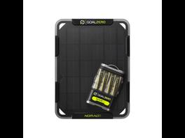 Goal Zero Guide 12 Nomad Solar Kit